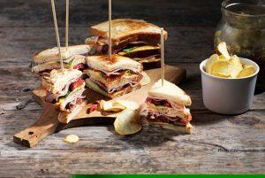 Τέλειο διώροφο club sandwich-featured_image
