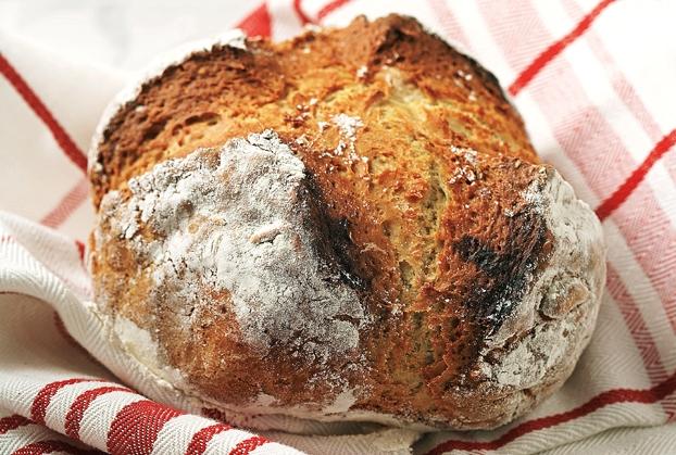 Τεμπέλικο ψωμί