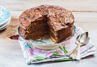εύκολη τούρτα μερέντα