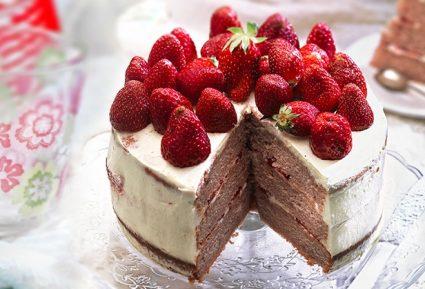 Τούρτα όλο φράουλα-featured_image