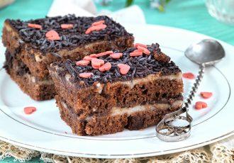 ευκολη πάστα ψυγείου σοκολατα συνταγη