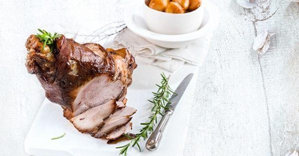 χοιρινό στο φούρνο με πατάτες συνταγη