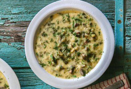 Μαγειρίτσα παραδοσιακή Παριανή-featured_image