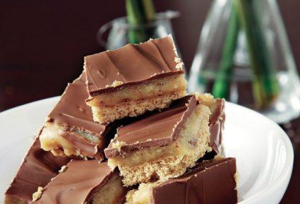 Μπισκότα µε καραµέλα γάλακτος και σοκολάτα-featured_image
