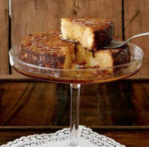 γλυκιά μυζηθρόπιτα με μέλι συνταγη