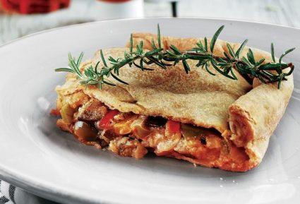 Πίτα µε ζύµη µαγιάς και λαχανικά-featured_image