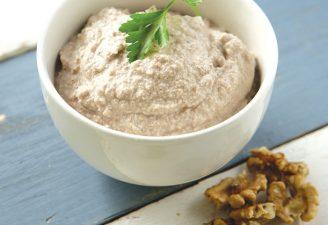 Σκορδαλιά με ψωμί, καρύδια και αμύγδαλα-featured_image