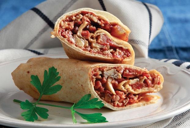 Ζεστό σάντουιτς µε αραβική πίτα και ό,τι περίσσεψε-featured_image