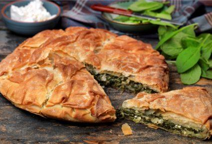 Χωριάτικη χορτόπιτα Μακεδονίας-featured_image