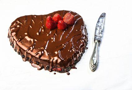 Τούρτα σοκολάτα καρδιά-featured_image