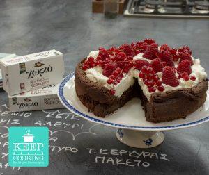 Κέικ σοκολάτα χωρίς αλεύρι-featured_image