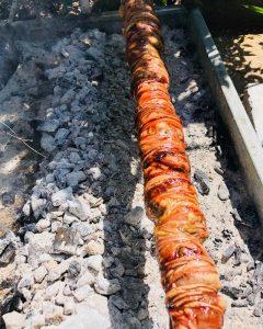 κοκορέτσι συνταγη στα καρβουνα