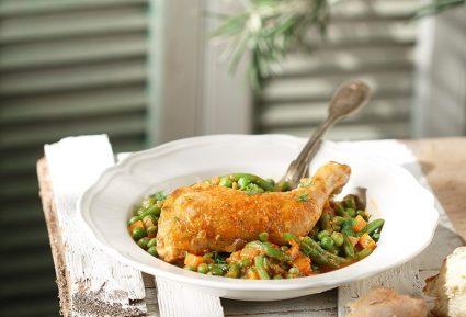 Κοτόπουλο με αρακά-featured_image