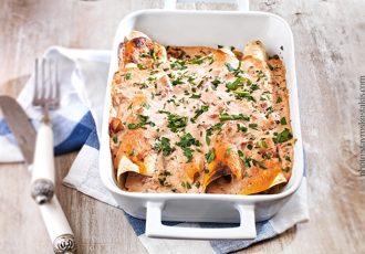 Κρέπες με κοτόπουλο στο φούρνο-featured_image