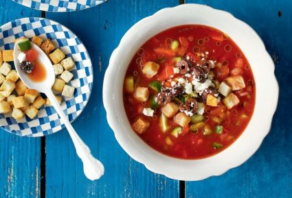 Κρύα σούπα ντομάτας-featured_image