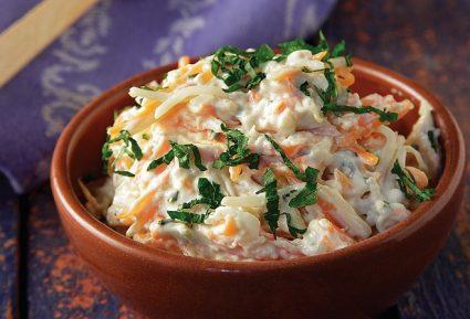 Λαχανοσαλάτα με μαγιονέζα (Coleslaw) της Αργυρώς-featured_image