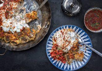 συνταγη μαντί με κιμα και γιαουρτι ποντιακο φαγητο μικρασιατικο