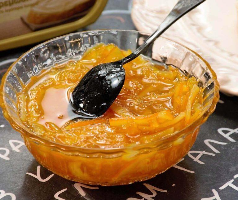 Μαρμελάδα πορτοκάλι
