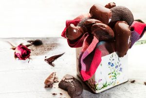 Μοναδικοί σοκολατένιοι κουραμπιέδες-featured_image