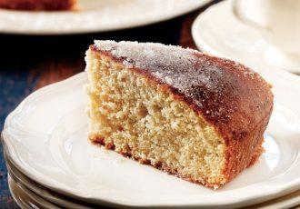 εύκολο κέικ κανέλας