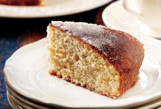 Μυρωδάτο και πανεύκολο κέικ κανέλας
