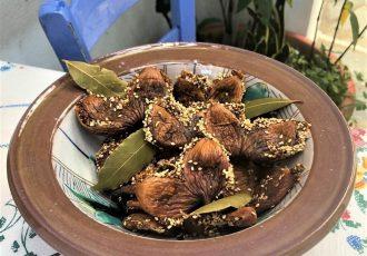 παστελαριές Πάρου παστελαρια συκα σαμωτα παραδοσιακο γλυκο συνταγη