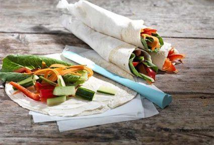 Τορτίγια με λαχανικά και τυρί κρέμα-featured_image