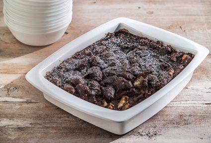 Πουτίγκα κρουασάν με σοκολάτα-featured_image
