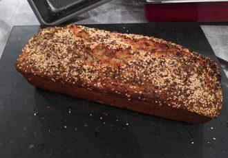γρήγορο ψωμί