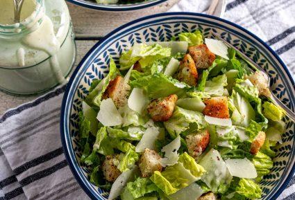 Σαλάτα του Καίσαρα (Caesar Salad)-featured_image