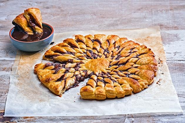 Σφολιατίνια Ήλιος με merenda και nutella-featured_image