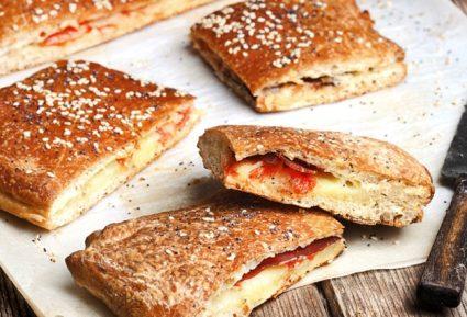 Πίτα Καισαρείας με παστουρμά-featured_image