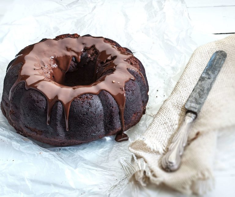 Σοκολατένιο κέικ καρότου