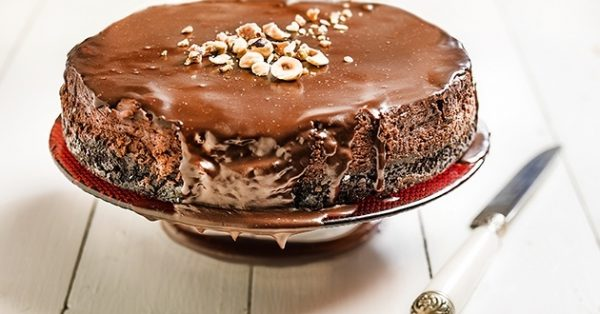 cheesecake σοκολάτα