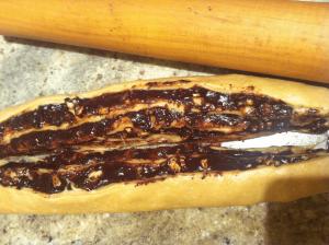 πλεξουδα τσουρέκι με σοκολάτα συνταγη βημα βημα