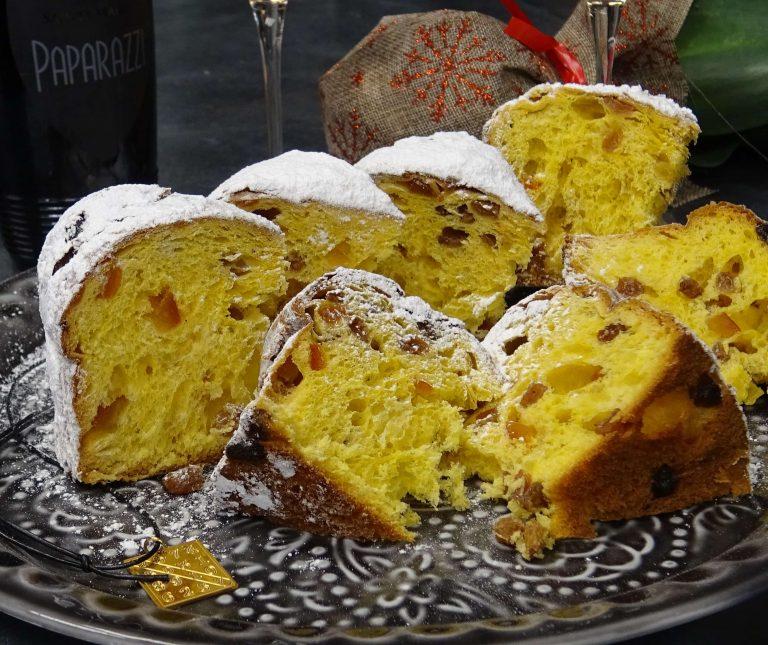 Βασιλόπιτα τσουρέκι παραδοσιακή