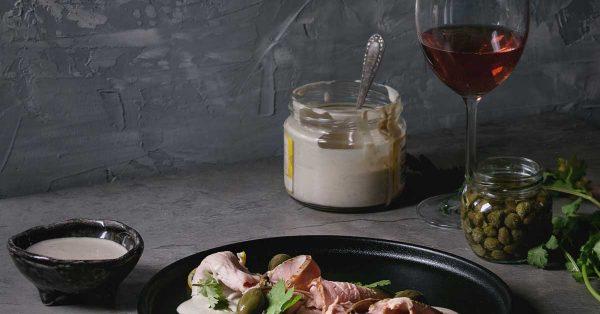 vitello tonnato ιταλικη συνταγη βιτελο τονατο
