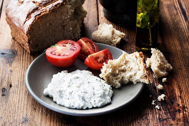 Σπιτικό τυρί Φωκίδας