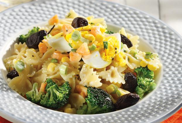 Μακαρονοσαλάτα µε αυγό και λαχανικά-featured_image