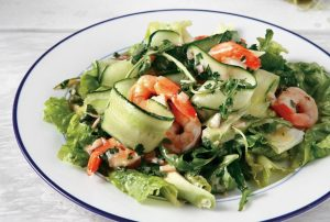 Σαλάτα µε γαρίδες και αβοκάντο-featured_image