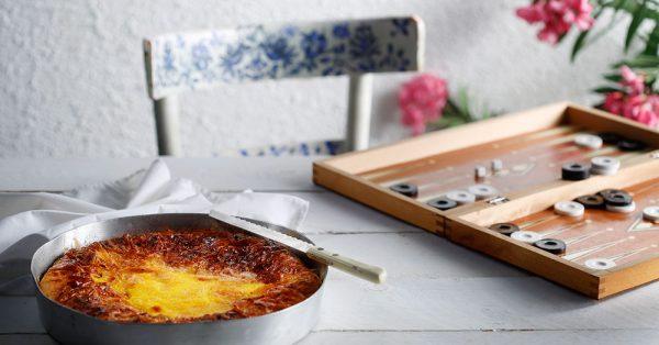 Γαλατόπιτα Μάνης μοναδική της Αργυρώς - Η συνταγη για γαλατοπιτα με φυλλο κρουστας