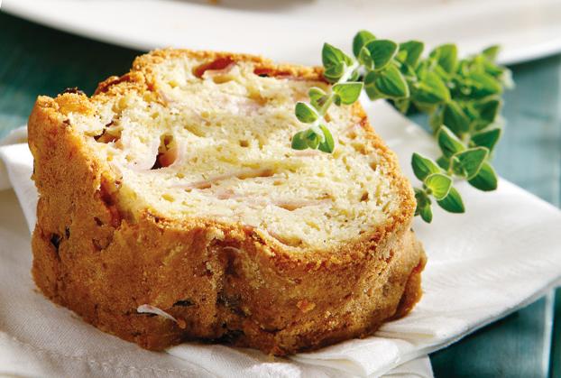 Κέικ με κασέρι και ζαμπόν-featured_image