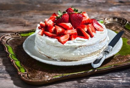 Τούρτα φράουλα-featured_image