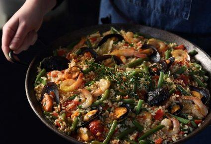 Ρύζι με μύδια και γαρίδες-featured_image