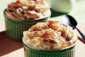 Σουφλέ ζυμαρικών με τέσσερα τυριά-featured_image