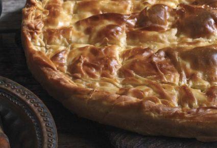 Σπιτική τυρόπιτα με μπεσαμέλ-featured_image