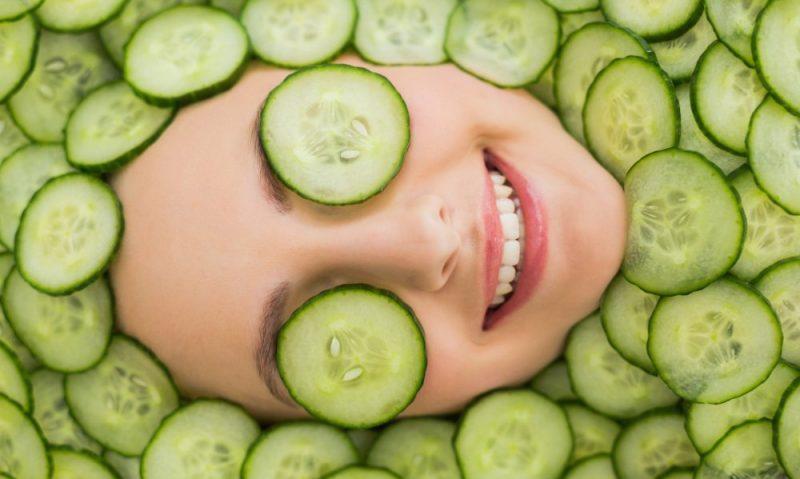 Ενυδατώστε το πρόσωπό σας με αγγούρι & γιαούρτι-featured_image