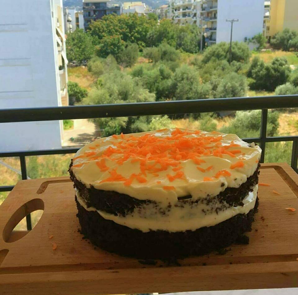 Carrot Cake, του Γιάννου Τσορδιά
