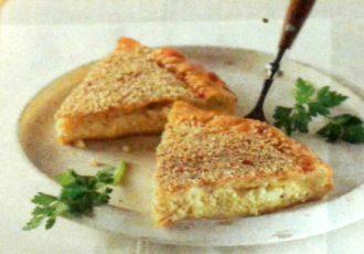 Παραδοσιακή τυρόπιτα με χειροποίητο φύλλο, της Ευσταθίας Κούτρα-featured_image