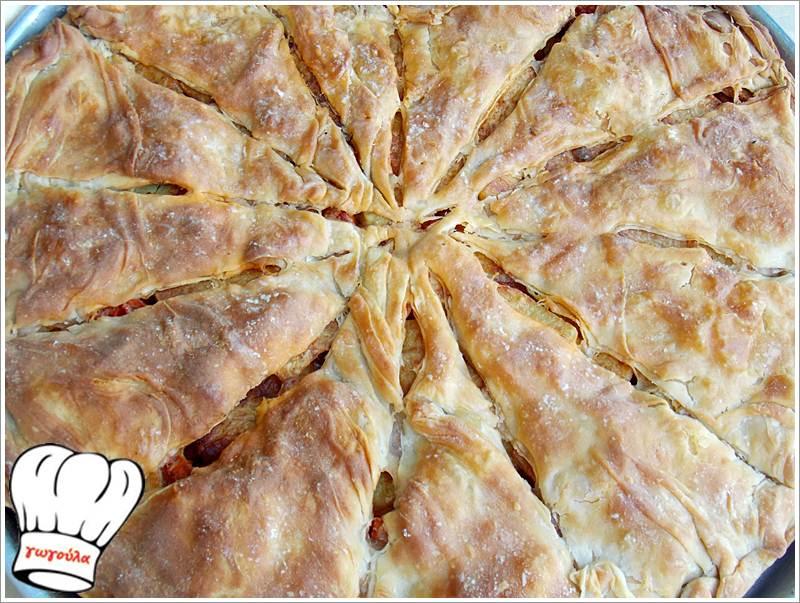 Πίτα γύρο απ' όλα, της Γεωργίας Γρηγοριάδου (nostimessyntagesthsgwgws)